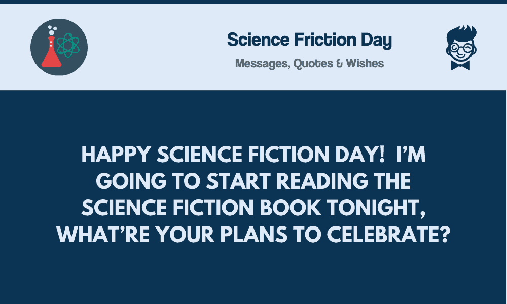 science friction day best messages quotes greetings