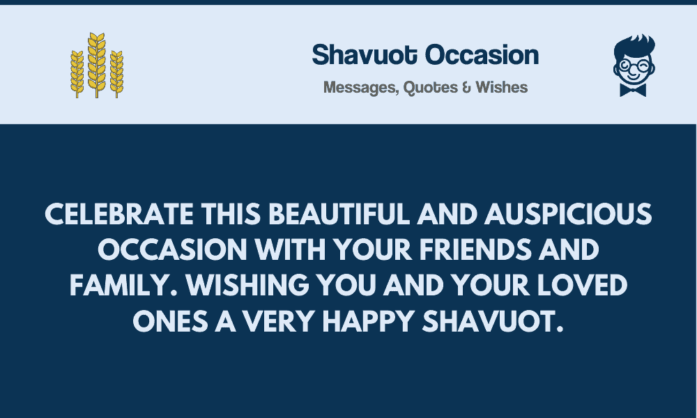 shavuot occasion best messages quotes greetings
