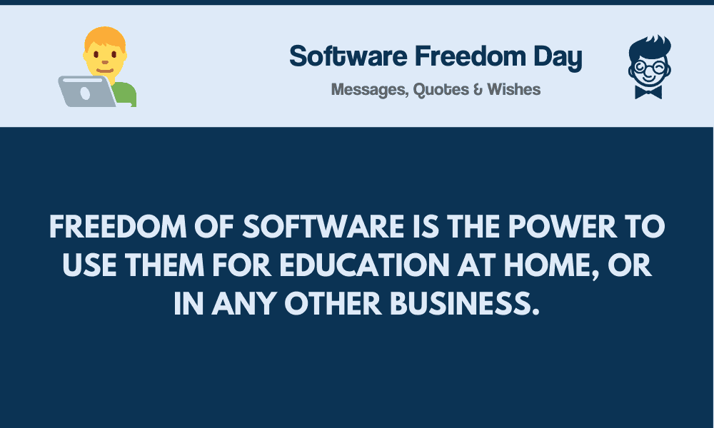 software dom day best messages quotes greetings