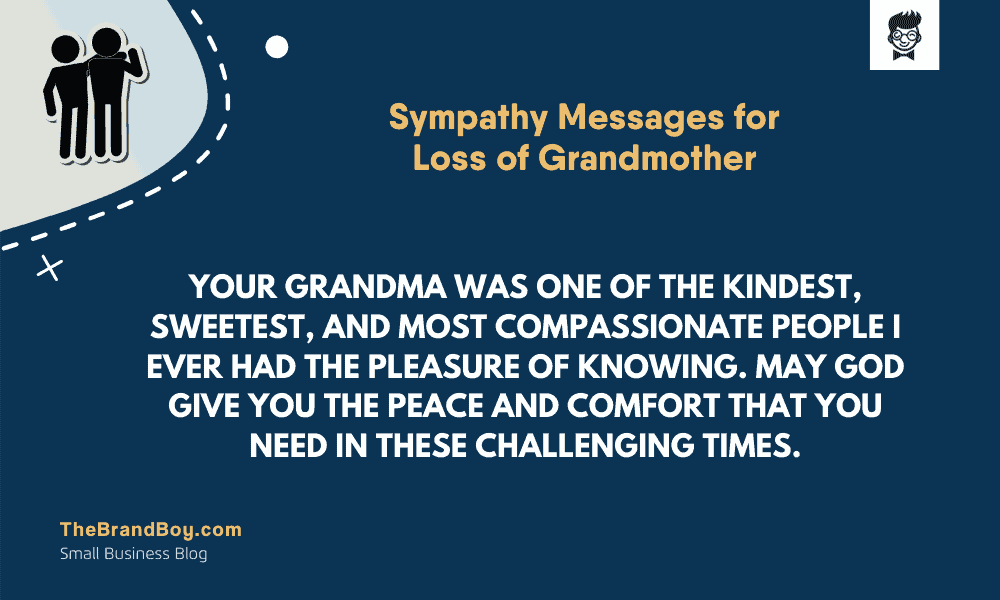 51 Best Sympathy Messages For Loss Of Grandmother