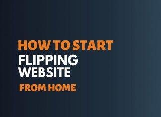Business ideas for flipping Websites