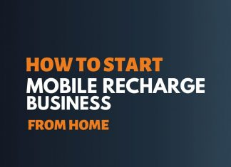 Start Mobile Recharge Business from Home