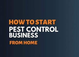 Start Home-based Pest Control Business