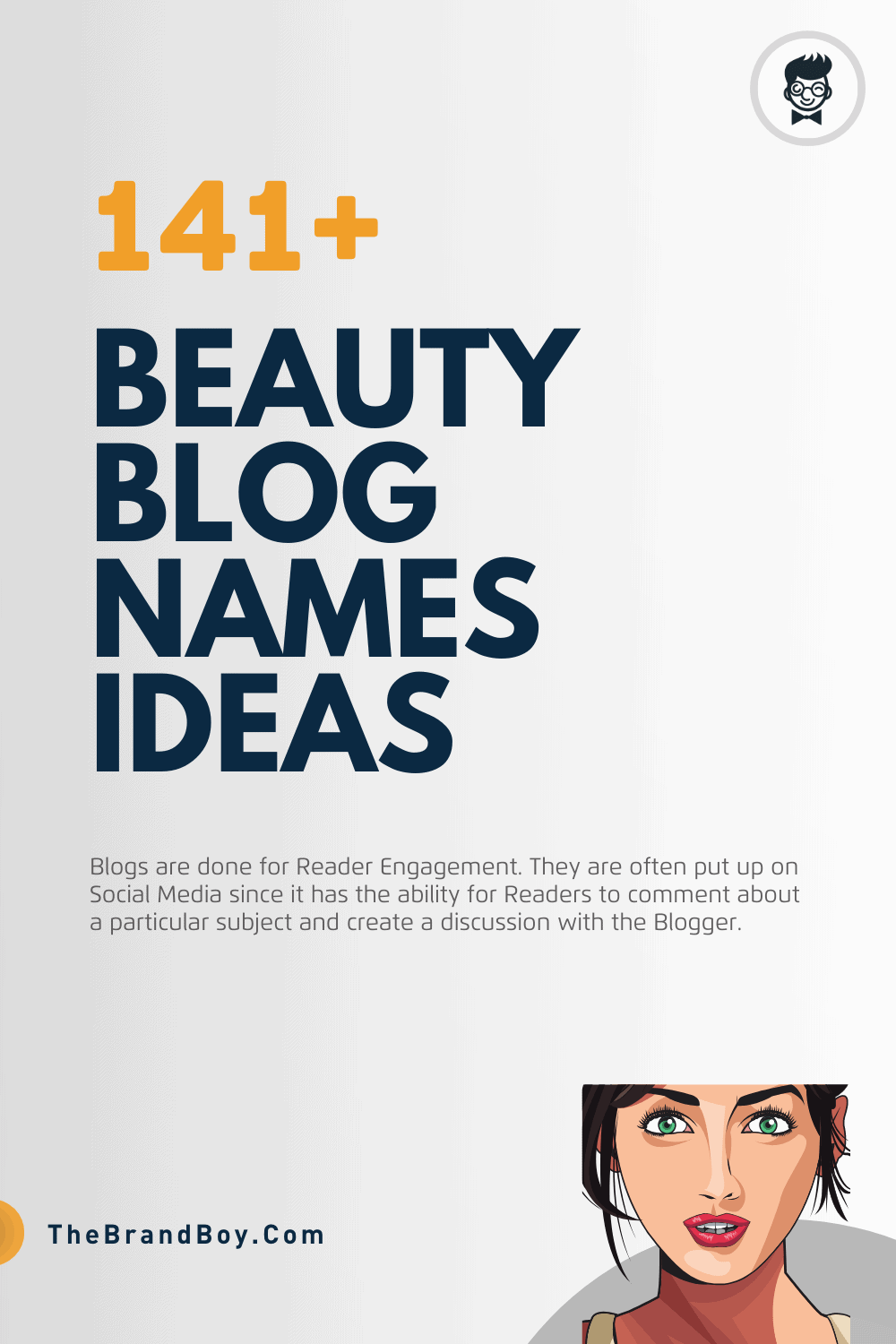 18+ Top Beauty Blogs & Page Names ideas  Video+Infographic