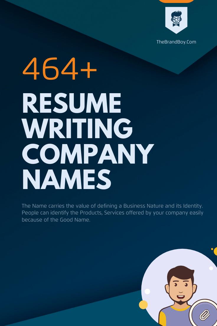 Best resume writing companies 2017