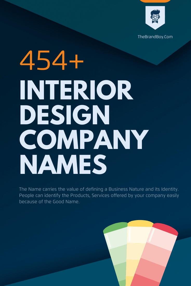 370 Catchy Interior Design Company Names Ideas Small Business