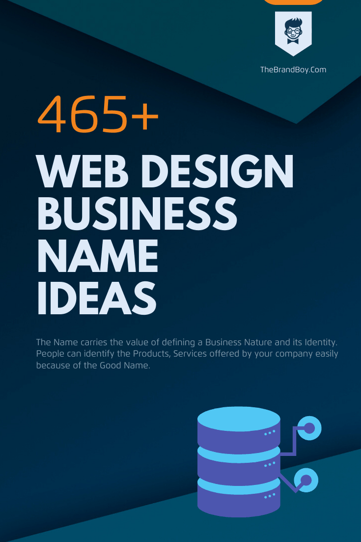 472 Best Web Design Business Name Ideas Small Business