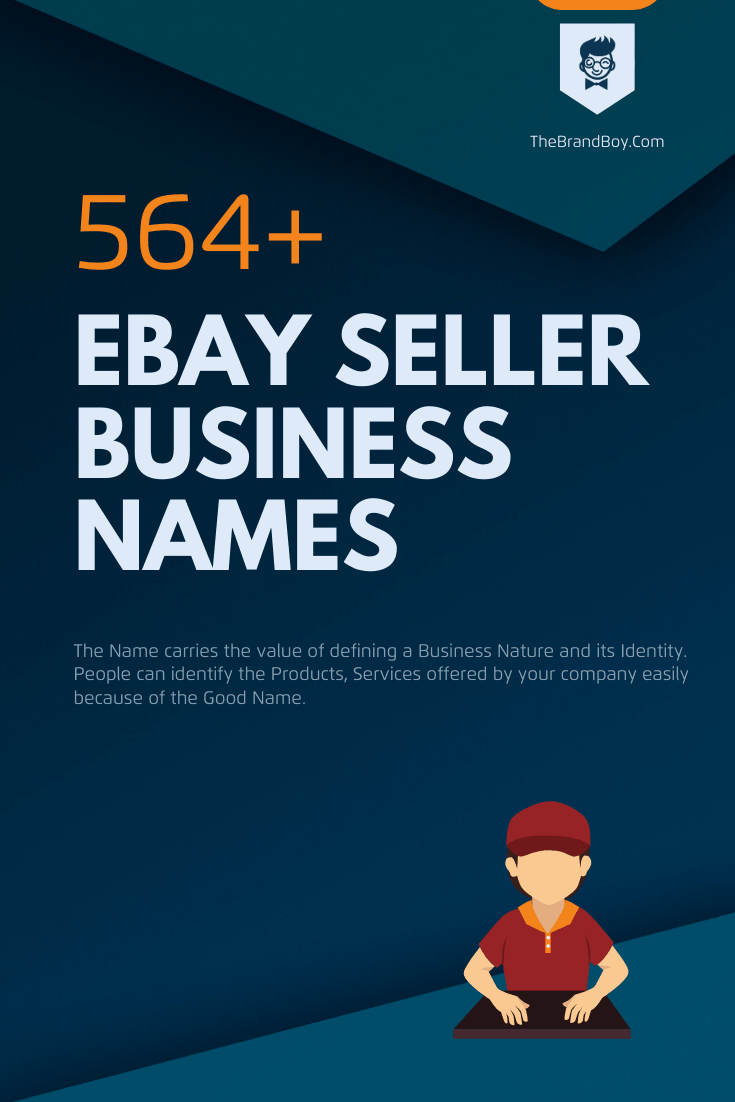 474 Best Ebay Seller Business Names Thebrandboy Com