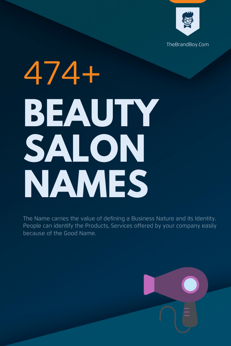 19+ Best Beauty Salon Names ( Video + Infographic)
