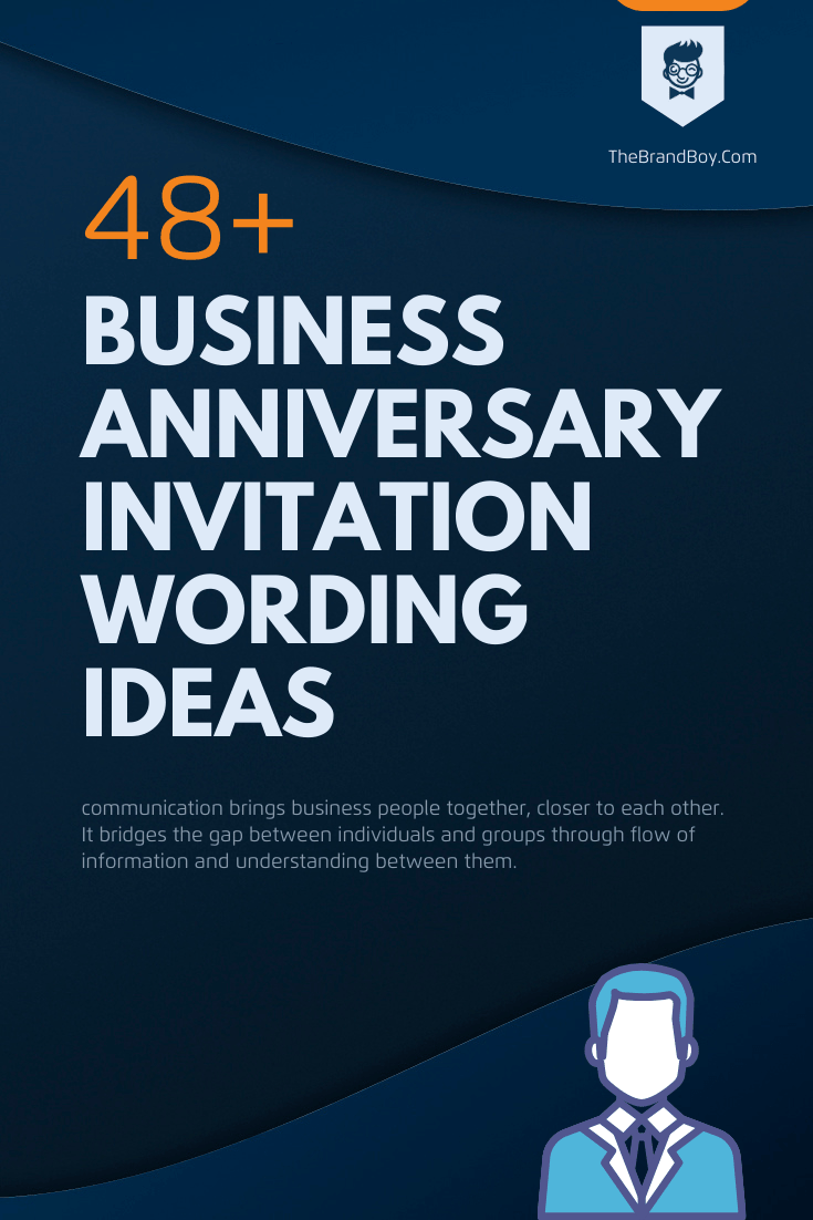 Anniversary Invitation Wording Ideas