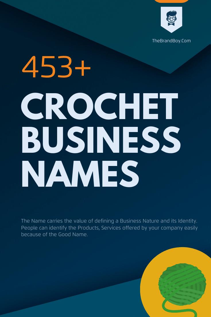 8 Best Crochet Business Names