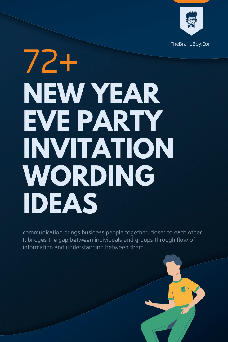 New Year Eve Party Invitation Wording Ideas