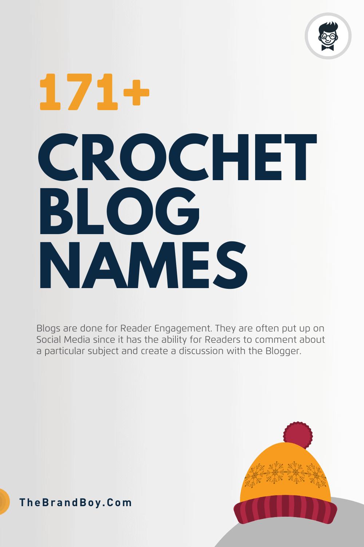 82 Unique Crochet Blog names