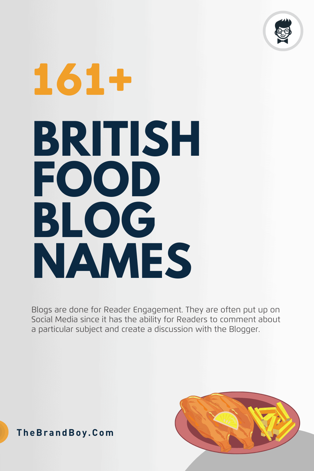 156+ Top British Food Blogs and Pages Names - theBrandBoy