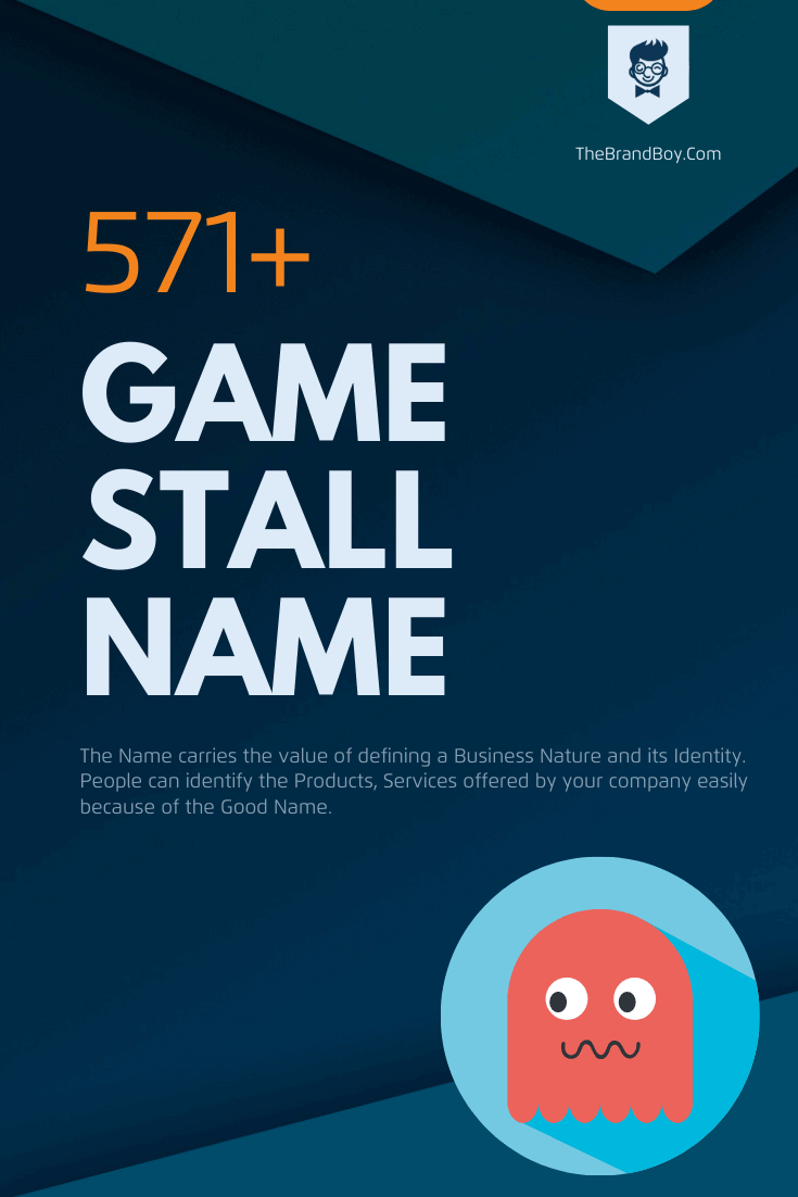 472 creative game stall name ideas  video infographic