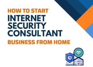 Home Business Ideas for Internet Security Consultant