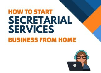 Home Business Ideas and Tips for Secretarial Services