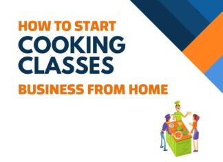 Home Business Ideas and Tips for Cooking Classes