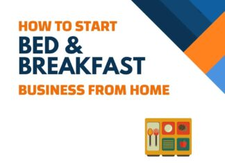 Bed & Breakfast Business from Home