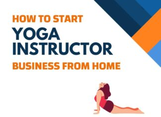 Yoga Instructor Business from Home