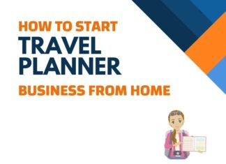 Travel Planner Business from Home