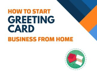 Start Greeting Card Business from Home