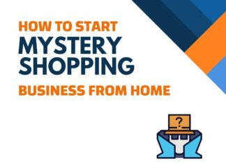 Mystery Shopping Business from Home
