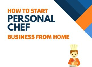 Personal Chef Business From Home