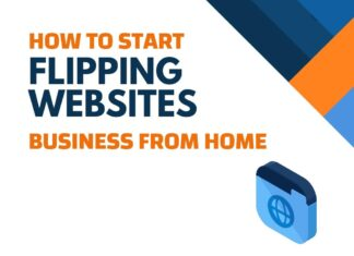 ideas for flipping Websites