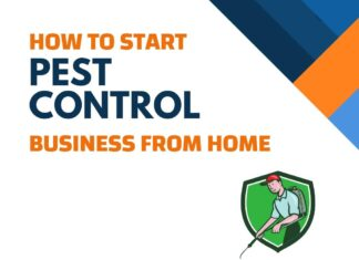 Home based Pest Control Business