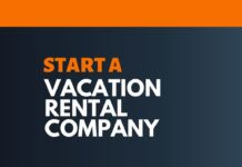 start vacation rental company