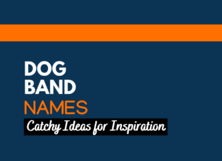 Dog Band Names