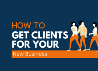 get clients for new Business