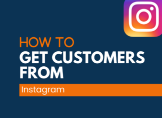 Get Customers through Instagram