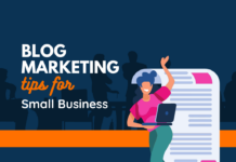 small business Blog Marketing Tips