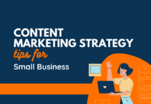 Content Marketing Strategy for small business