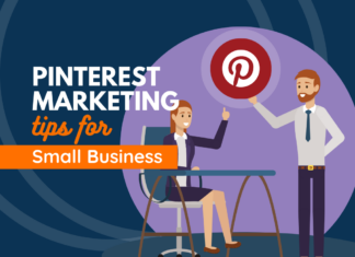 pinterest marketing tips for small business