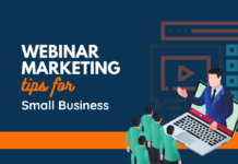 Promote Webinar Small Business