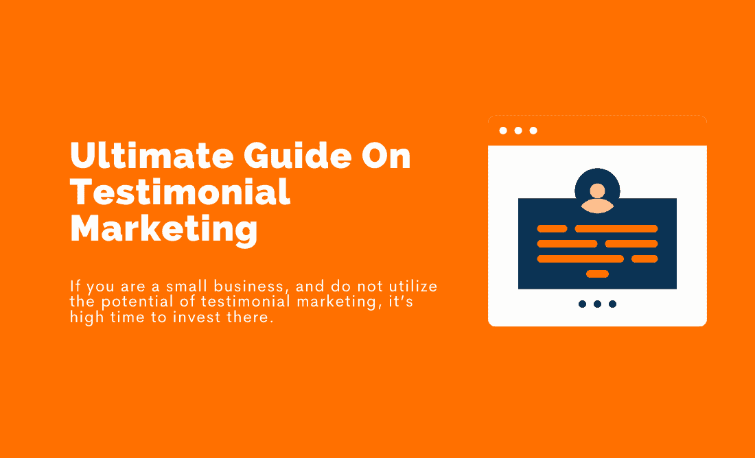 guide on testimonial marketing