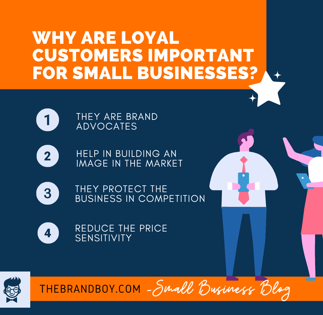 why loyal customers important for business