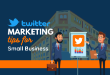 twitter marketing tips small business