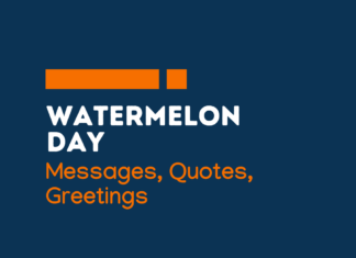 watermelon day messages