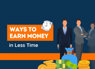 Earn Good Money Less Time