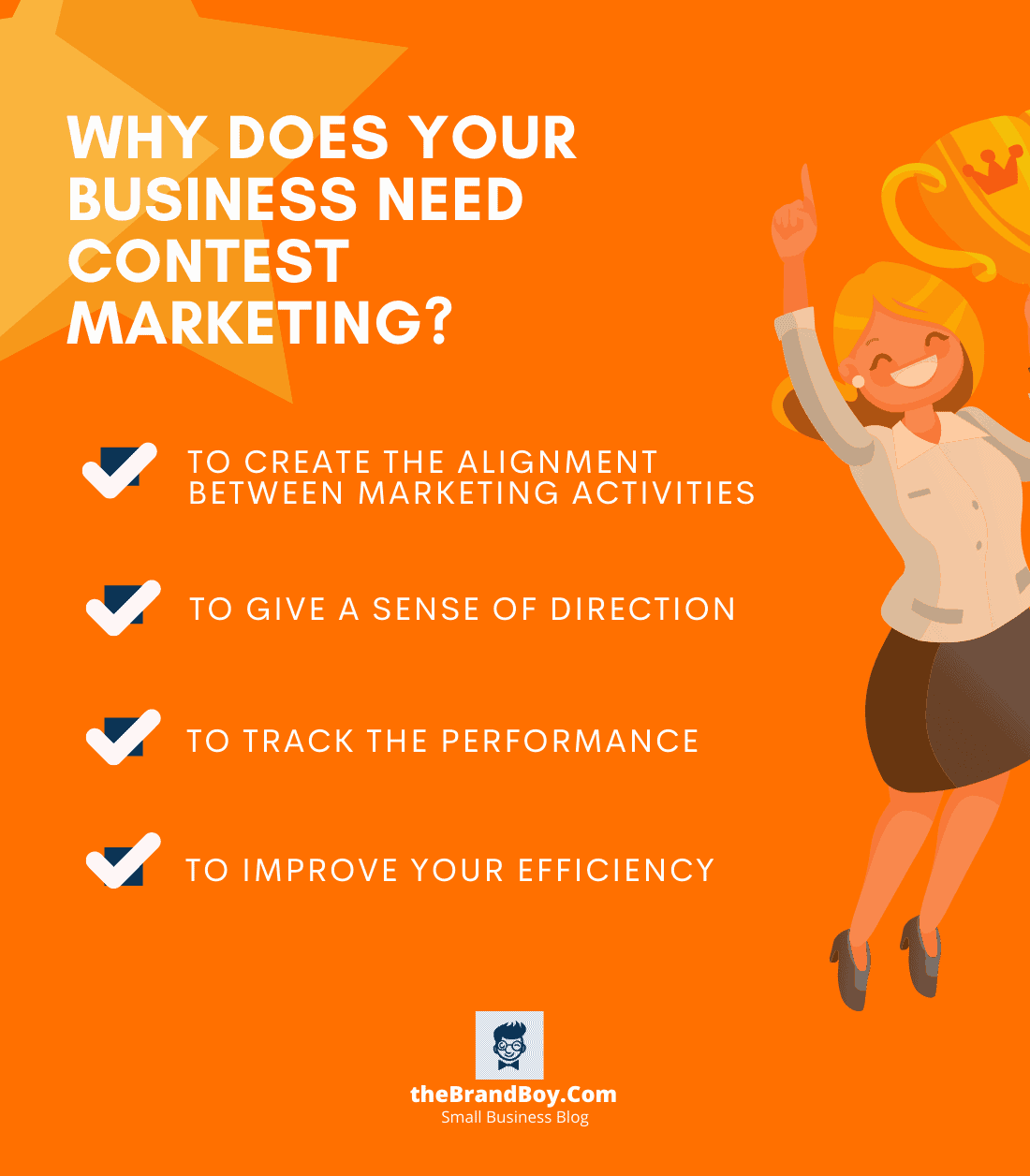 why business need contest marketing
