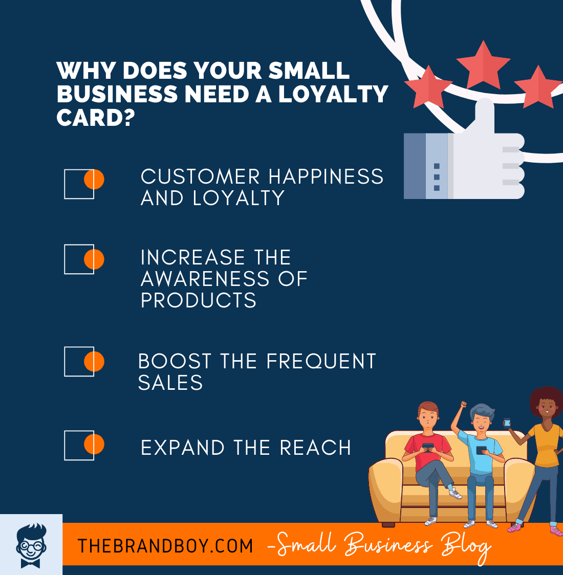 why need loyalty card for business