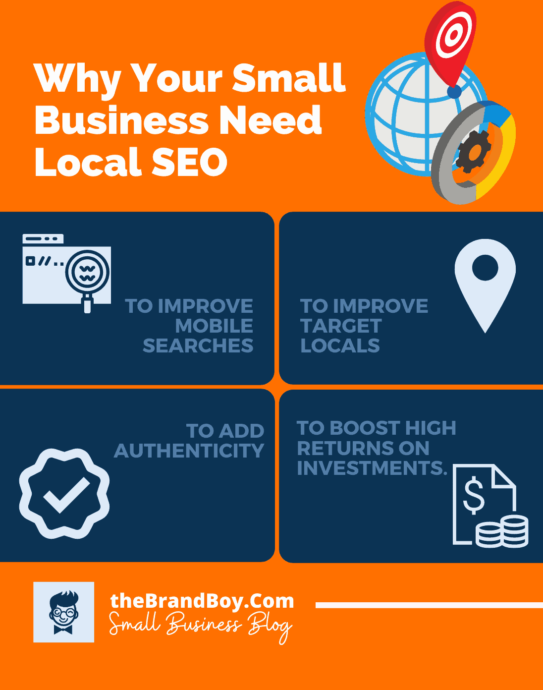 why small business need local seo
