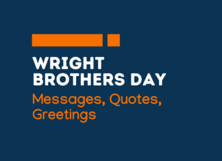 Wright Brothers Day messages