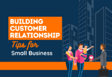 building customer relationship tips