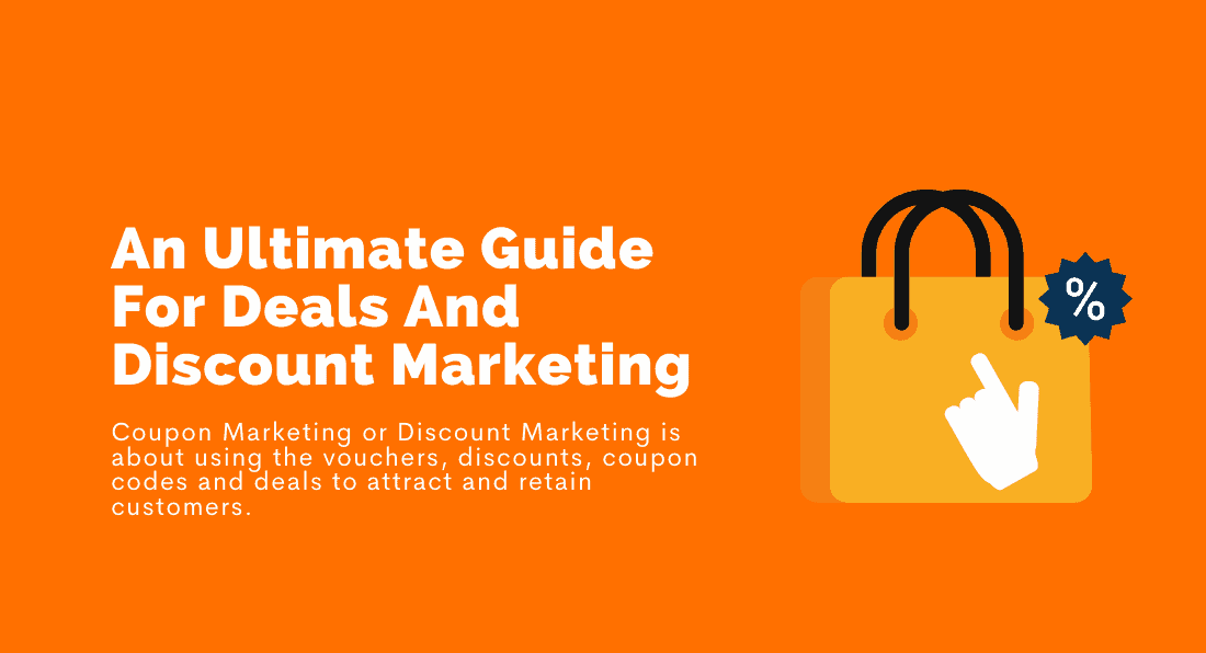 deals discount marketing guide