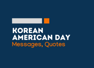 korean american day messages